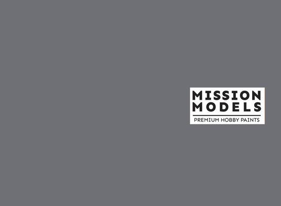 Mission Models Paint - Duraluminum 30ml