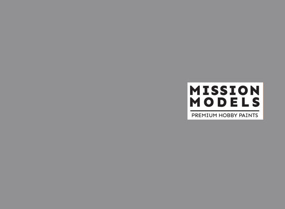Mission Models Paint - Dark Aluminum 30ml