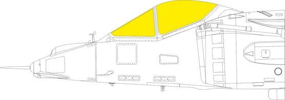 Harrier GR.1/3 1/48