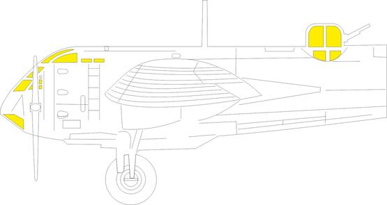 Blenheim Mk.I Tface 1/48