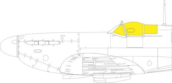 Spitfire Mk.V TFace 1/48