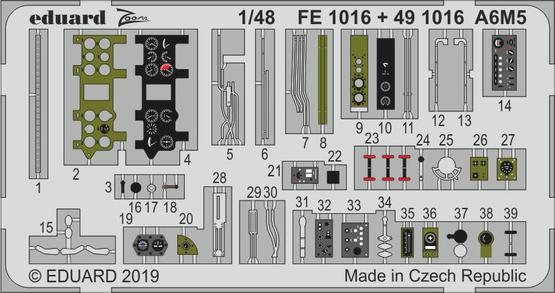 A6M5 1/48