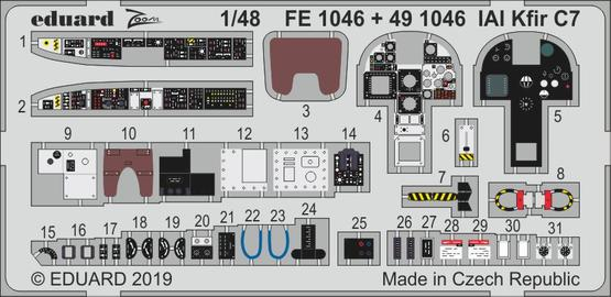 IAI Kfir C7 1/48