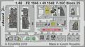 F-16C Block 25 1/48 - 1/2