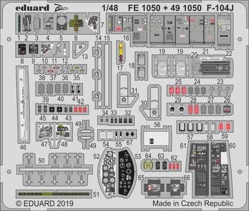 F-104J 1/48  - 1