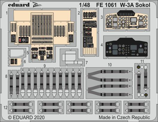 W-3A Sokol 1/48