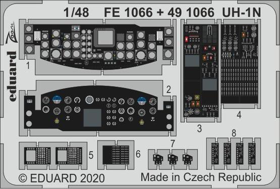 UH-1N 1/48  - 1