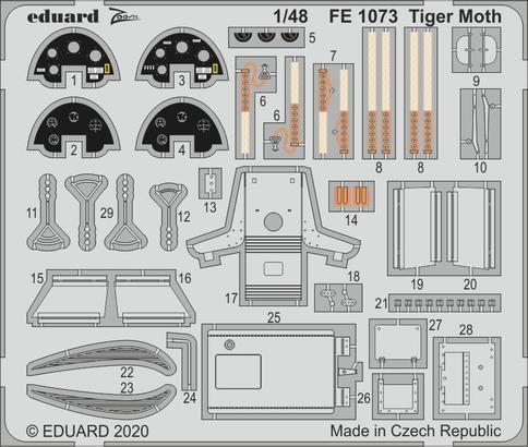 Tiger Moth 1/48  - 1