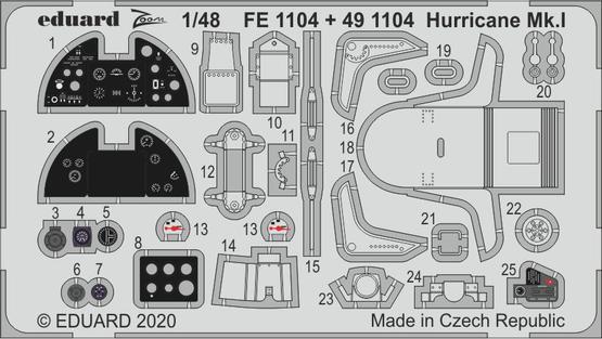 Hurricane Mk.I 1/48  - 1