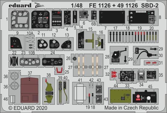 SBD-2 1/48  - 1