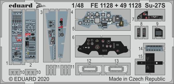Su-27S 1/48