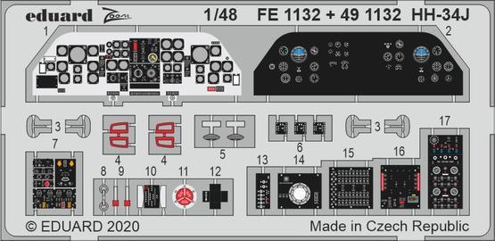 HH-34J 1/48