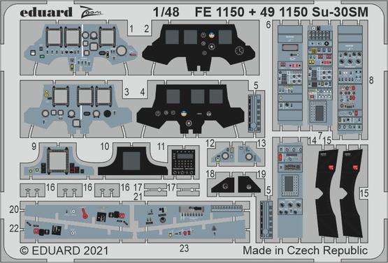 Su-30SM 1/48