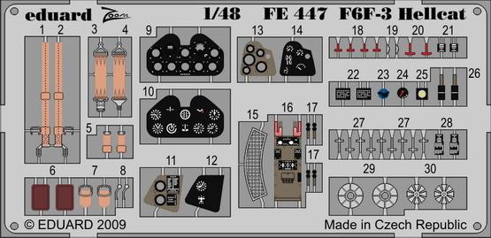 F6F-3  Weekend 1/48