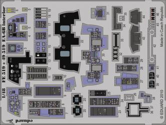 EA-6B interior S.A. 1/48  - 1