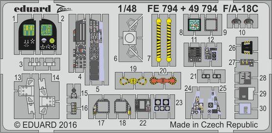 F/A-18C 1/48