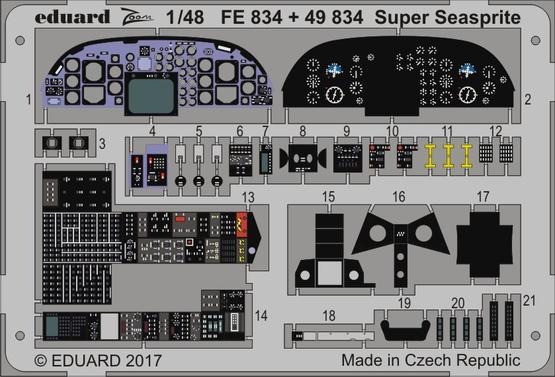 Super Seasprite 1/48  - 1