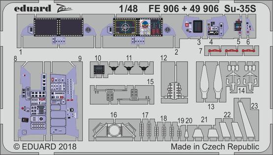 Su-35S 1/48  - 1