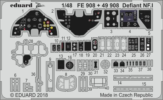 Defiant NF.I 1/48  - 1