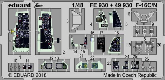 F-16C/N 1/48  - 1