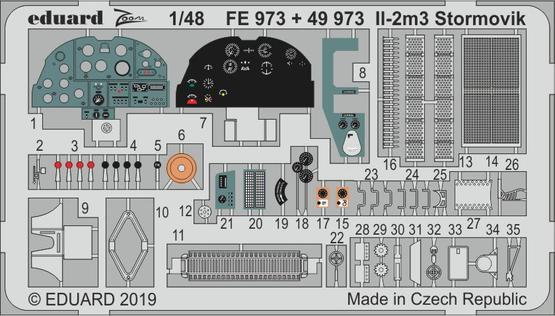 Il-2m3 Stormovik 1/48