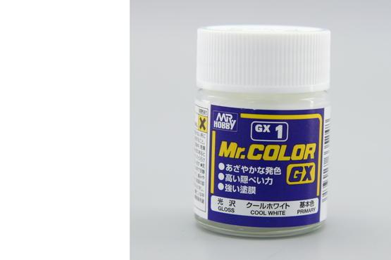 Mr.Color - white 18ml