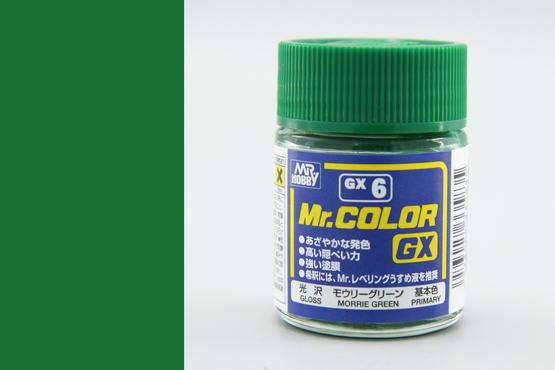 Mr.Color - green 18ml