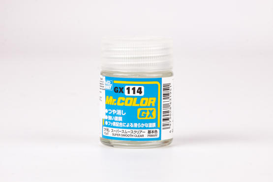 Mr.Color GX - Super Smooth Clear Flat (18ml)