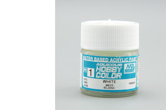 Hobby color - white