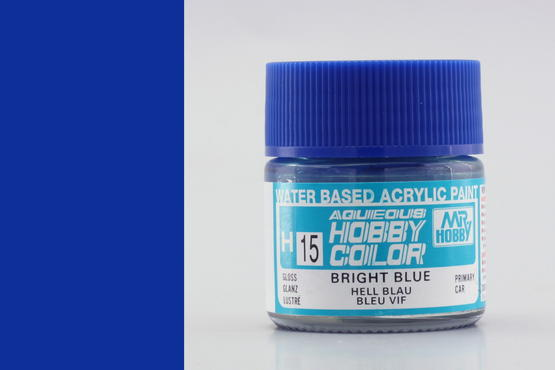 Hobby color - Bright Blue