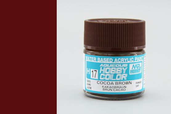 Hobby color - cocoa brown