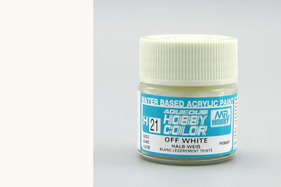 Hobby color - off white