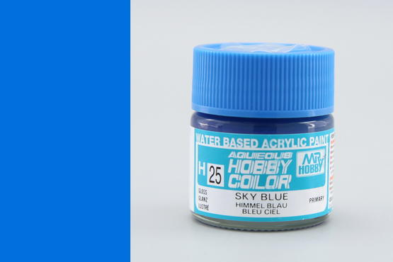 Hobby color - sky blue
