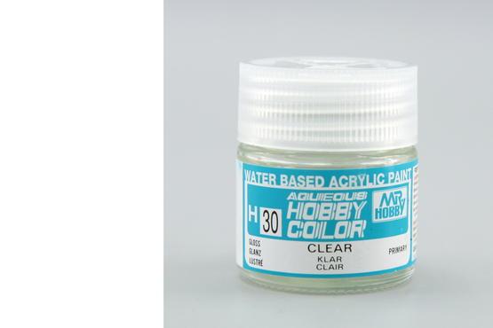Hobby color - gloss clear