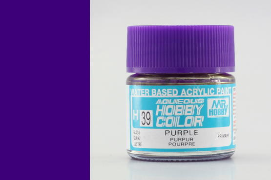 Hobby color - Purple