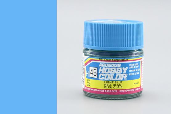 Hobby color - light blue