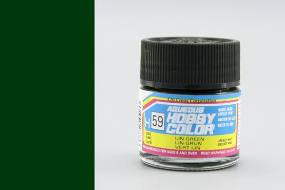 Hobby color - IJN green