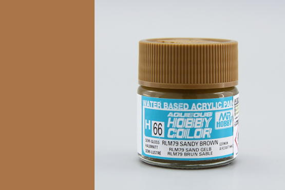 Hobby color - RLM79 sandy brown