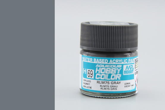 Hobby color - RLM75 gray
