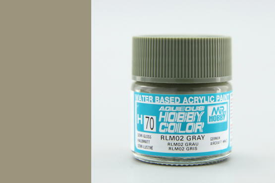 Hobby color - RLM02 gray