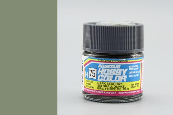 Hobby color - dark seagray
