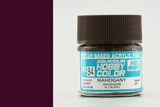 Hobby color - Mahagony