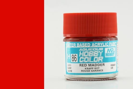 Hobby color - Red Madder