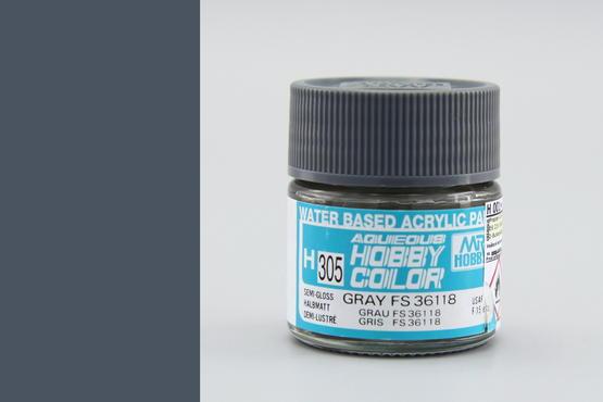Hobby color - FS36118 gray