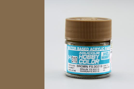 Hobby color - FS30219 brown