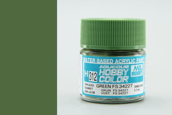 Hobby color - FS34227 green