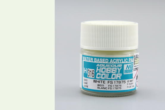 Hobby color - FS17875 белый
