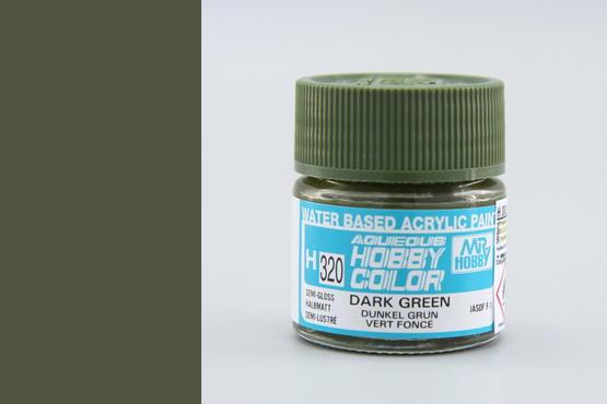 Hobby color - dark green