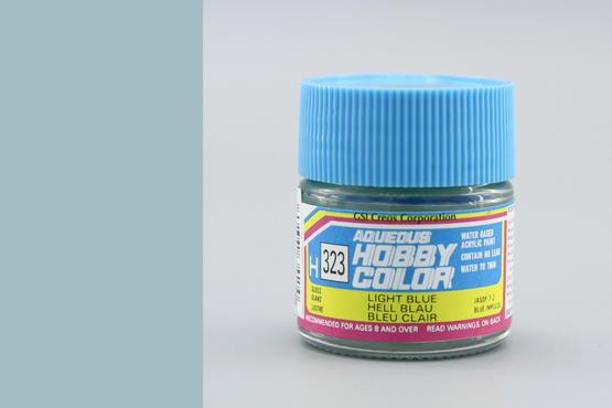 Hobby color - světle modrá