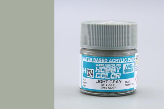 Hobby color - light gray